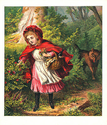 Print to Sell -ANTIQUE CHILDREN'S BOOK ILLUSTRATIONS Vol.3 - Restored Images Set