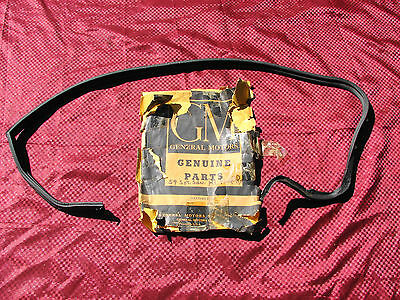 59-60 4 Door Hardtop Roof Rail Weatherstrip Nos Chevrolet Impala Olds 88