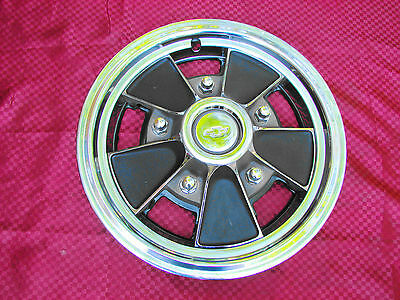 """69-72 CHEVROLET IMPALA CAPRICE NOS MAG STYLE HUBCAP 15"""""""