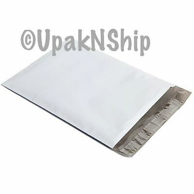 100 Poly Mailers Plastic Envelopes Shipping Bags 12X15.5 UPAK Brand