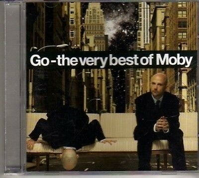 (CJ479) Go, The Very Best of Moby - 2006 DJ CD