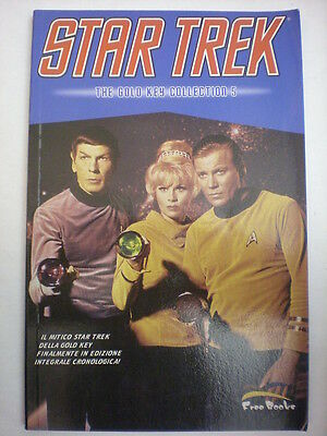 Fumetti Star Trek The Gold Collection 5