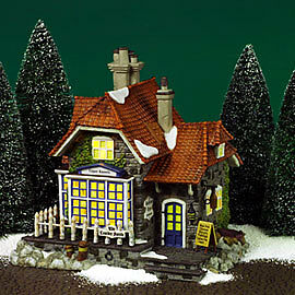 Dept 56 - Dickens Village Series - The Leather Bottle