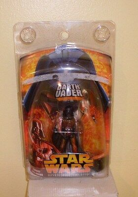 Star Wars ROTS Darth Vader Excl Collectors Ed Target Exclusive Vader in Flames