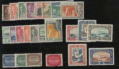 British  Empire  nice lot mint  stamps   with  better    LOOK       MS0703