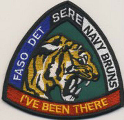Navy SERE School Patch - NEW