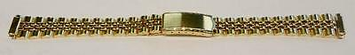 Rolex 'Jubilee' LINK Ladies GP Watchband Straight end-Free Shipping!