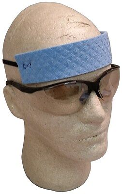 Premium Cellulose Head Cooling Sweatband with elastic bands #22001