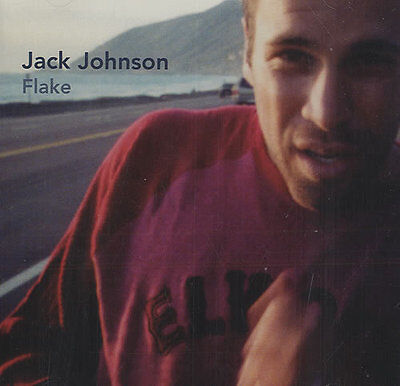 JACK JOHNSON Flake U.S. Promo CD Single BEN HARPER G. Love SOIL Adam Topol RARE