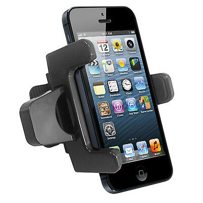 AIR VENT UNIVERSAL MOBILE PHONE CAR HOLDER FOR iPOD LG NOKIA SAMSUNG SONY ETC
