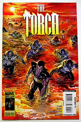 THE TORCH MARVEL 2009 LIMITED SERIES NO. #4 OF 8 (NM) UNREAD