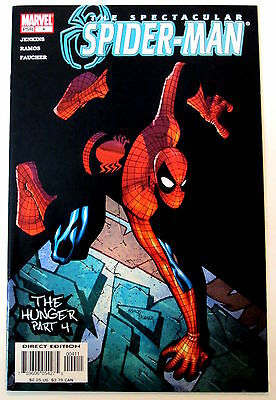 Spectacular Spider-man #189 2X Copies1995 NM//M 1st Print Silver Hologram Cover