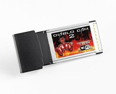 Diablo Cam WiFi 2.6 2x Smartcard Reader HW-Rev. 2.6 New Version Wlan Duolabs