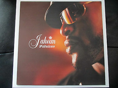 "Jaheim         Fabulous        ( 2002 12"" Vinyl Single New )"