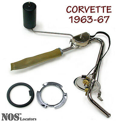 1963-67 Corvette Stainless Steel Fuel Tank Sending Unit NEW