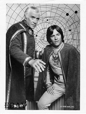 Battlestar Galactica Richard Hatch VINTAGE Photo