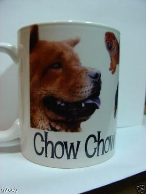 Chow Chow The Only Dog For Me  Coffee Mug
