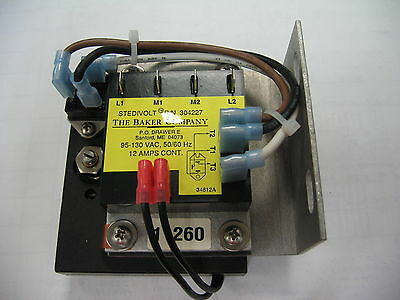 Baker Fumehood Sterigard Ii Blower Speed Control & Light Relay Replacement Part