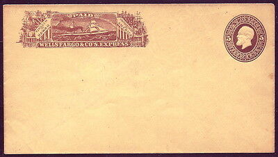 Hawaii Rare Wells Fargo Envelope