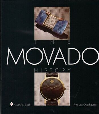 The Movado History by Fritz von Osterhausen