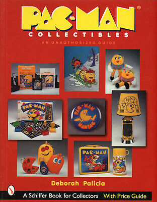 Pac-Man Collectibles : An Unauthorized Guide