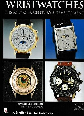 WRISTWATCHES: HISTORY OF A CENTURY'S DEVELOPMENT over 2000 images