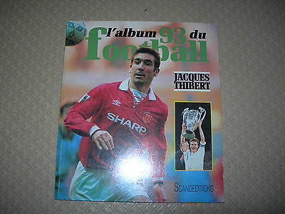 Album 1993 Du Football - Jacques Thibert
