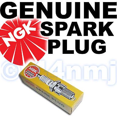 1x GENUINE NGK Replacement SPARK PLUG DPR8EA-9 Stock No. 4929 Trade Price