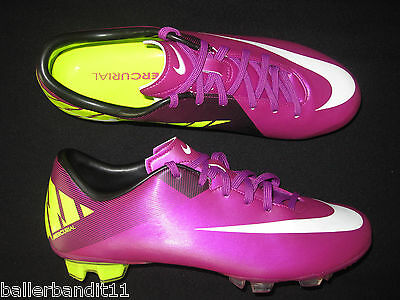 Mens Nike Mercurial Miracle II FG soccer cleats shoes mens 442047 547