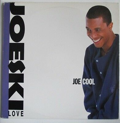 Joe Cool      Joeski Love        ( 1990 Vinyl Lp  )