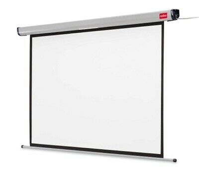 Nobo Elektrische Leinwand PLUG AND PLAY, Projektionsfläche 149 x 113 cm (4:3 For