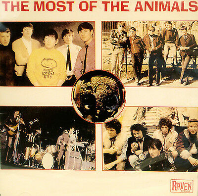 THE MOST OF THE ANIMALS - 19 Tracks