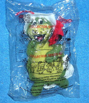 """HANNA BARBERA TOUCHE' TURTLE DAIRY QUEEN 6"""" PLUSH TOY NEW"""