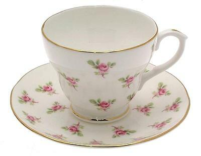 Duchess Rose Bud Teacup and Saucer