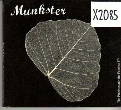 (CK514) Munkster, The Precious and the Painless EP - 2004 DJ CD