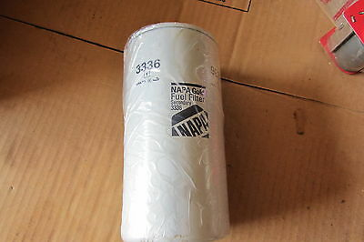 napa gold 3336 secondary fuel filter cross reference wix 33336