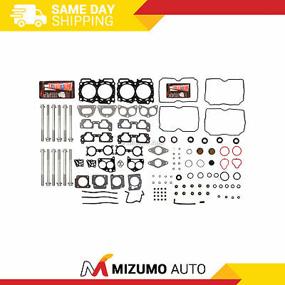 Head Gasket Bolts Set Fit 04-11 Subaru Impreza Legacy Forester Outback 2.5 SOHC