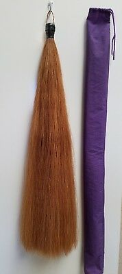 "New False Tail Extension 36"" Light Sorrel 1.25#  KATHYS TAILS  FREE USA Shipping"