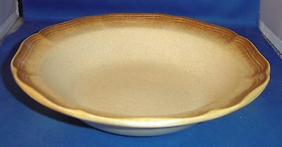 Mikasa Whole Wheat Round Serving Bowl(s) Perfect for Main Course Salads