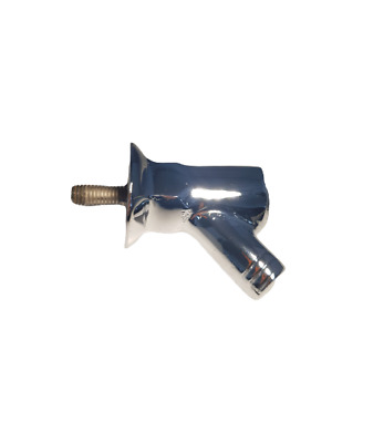 Aga Standard Chrome Drain Off Tap For Decoration Only