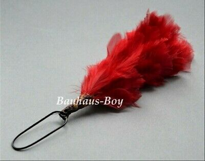Red Feather Hackle Plume For Glengarry And Balmoral Hats Highlandwear Kilts New