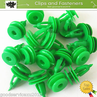 25 Pcs Door Trim Panel Clip Retainer 6503204 For Grand Cherokee Chrysler Breeze