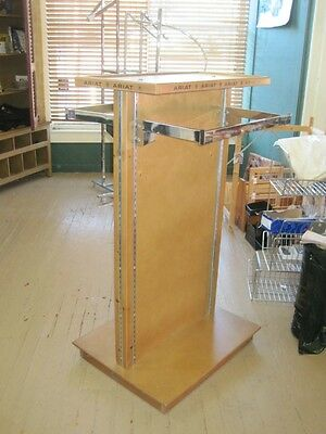 Wooden Clothing Rack (ARIAT) ON SALE!!!