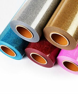 Betta-Film Glitter Heat Transfer Vinyl Film For Garment Thermal Printing