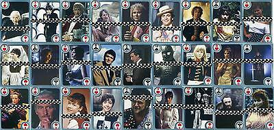 Doctor Who CARDS Inc. (1996) (Assorted Cards)