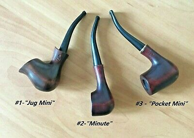 Deluxe Hand Carved/tobacco/smoking Pipe/natural Wood/various Designs Available