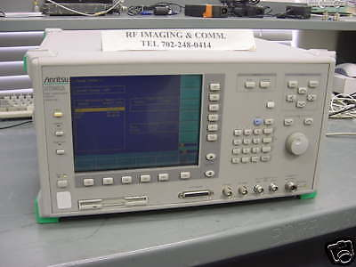 Anritsu Mt-8802A Wireless Communication Test Set
