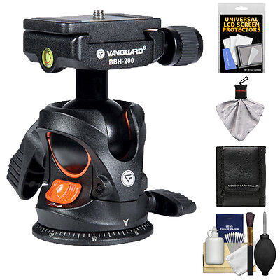 Vanguard BBH-200 Tripod Ball Head with Quick Release Kit for DLSR Cameras