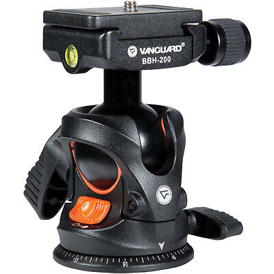 Vanguard BBH-200 Tripod Ball Head with Quick Release for Digital SLR Cameras