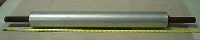 "Qty 1 Roller Shaft 32""X3.9"" Aluminum Body  - used - 60 day warranty"